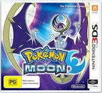 [3DS] Pokemon Moon $19.97 + Delivery (Free with Prime/$49 Spend) @ Amazon AU
