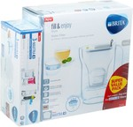 Brita 2.4L Jug & 4 Maxtra+ Filters - $35 (Normally $59) @ Big W