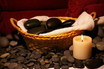 $45 for $225 Value Hot Stone Massage +Organic Facial +more at Miracle Touch [Brisbane +Ashgrove]