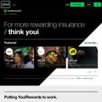$200 off Flight Centre International Package through Youi Rewards App