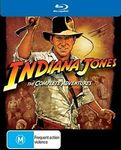 Indiana Jones The Complete Collection Blu-Ray 5 Disc Boxset $18.95 Delivered @ Zoom Online AU eBay