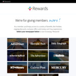 Up to 15% off Gift Cards - 10% Webjet, 15% Ultimate Card (eg HOME - Good Guys / JB HiFi etc) + $5.25 Del (Requires PLUS Rewards)