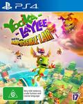 [Prime,PS4,XB1,Switch] Yooka Laylee and The Impossible Lair - PS4 $36.99, XB1 $44, Switch $42.99 (Exp) Delivered @ Amazon AU