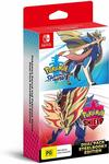 [Pre Order, Switch] Pokemon Sword and Pokemon Shield Dual Pack Steelbook Edition $134.10 Delivered ($129.10 with Prime) @ Amazon