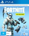 [PS4] Fortnite Deep Freeze Bundle $5 (Was $28) + Delivery ($0 with Prime/ $39 Spend) @ Amazon AU