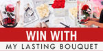 Win 1 of 3 $100 My Lasting Bouquet Vouchers from Seven Network