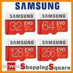Samsung EVO Plus MicroSD 128GB $17.95, 256GB $44.95 + Del ($0 w/eBay Plus) @ Shopping Square eBay