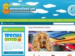 Free Personalised Dog Lead with Purchase of Personalised Dog Collar until Sun 14th August. 2011