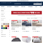 Everything $99 or Less (+ Shipping) @ Sheridan Outlet
