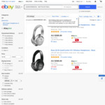 Bose QC35 II Wireless Noise Cancelling Headphones - Silver $308.55 + Delivery (Free for eBay Plus) @ Allphones eBay