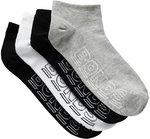 Bonds Men's Logo Light Low Cut Sport Socks - 4 Pairs $9 (Was $17.95)  + Delivery ($0 with Prime/$39 Spend) @ Amazon AU