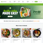 6 Clean Meals for $30.85 ($5.15 per Meal) or Summer Pack 6 Clean Meals $20.15 ($3.36 per Meal) @ YouFoodz