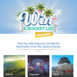 Win 1 of 2 Webjet eGift Cards to The Value of $5,000 from Gold Coast Airport (QLD/NSW)