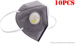 KN95 Face Mask (10-Pack) Fasttech AUD $47.02 Shipped - OzBargain