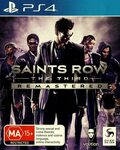 [PS4, XB1] Saints Row The Third Remastered $54.99 Delivered @ Amazon AU