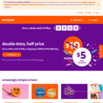 [YMMV] X GB of Bonus Data for Existing amaysim Customers @ amaysim