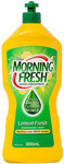 Morning Fresh Varieties 900ml $3.50 @ The Reject Shop