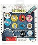 Vibe Squad Mix & Match 10x Badges $3.80 + Delivery (Free with Prime / $39 Spend) @ Amazon AU