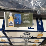 Bonus Backpack with Purchase of Two Cases of Furphy Crisp Lager Bottles 375mL at Dan Murphy's (In Store)