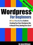 """[eBook] Free: """"Wordpress for Beginners"""" (A Visual Step-by-Step Guide to Creating your Own Wordpress Site) $0 @ Amazon AU, US"""