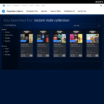 [PS4, PS3, PS Vita] Instant Indie Collection from $4.94 @ PlayStation Store