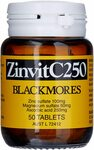 Blackmores Zinvit C 250 (Zinc + Magnesium + Vitamin C) (50 Tablets) $5.75 + Delivery (Free with Prime/ $39 Spend) @ Amazon AU