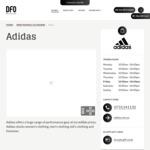 [QLD] adidas Footwear - Buy 2 Pairs & Get Cheapest Pair Free @ adidas Jindalee DFO