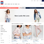 Just Jeans 30% off Sitewide