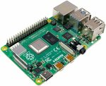 Raspberry Pi 4 Model B 4GB  $80.90 + $7.81 Delivery (Free with Prime) @ Amazon UK via AU