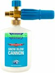 Bowden's Own Snow Foam Cannon $69, 2L Snow Job $39 @ Repco