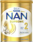 NESTLE NAN SUPREME 2 Follow-on Formula 6-12 Months 800g $23.99 + Delivery ($0 w/ Prime/ $39 Spend) @ Amazon & Chemist Warehouse
