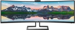 """Philips 499P9H1 49"""" 5K Curved Dual QHD SuperWide LED Monitor $1749 + Delivery (Free C&C) @ Centrecom"""