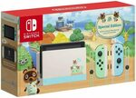 Nintendo Switch Animal Crossing: New Horizons Limited Edition Console (Game Not Included) $469.95 Delivered @ Amazon AU