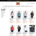 All Clearance Knitwear $15 (in Store & Online) + $8.80 Delivery / Free with $80 @ Rivers