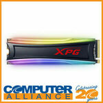 2TB ADATA XPG SPECTRIX S40G RGB PCIe M.2 SSD Drive $351.20 Delivered @ Computer Alliance eBay