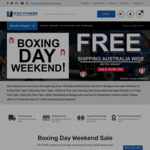 Boxing Day - Free Shipping (Metro Areas) at Flex Equipment (Gym Retailer)