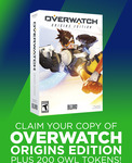 [PC] Free - Overwatch Origins Edition and 200 Tokens @ Vancouver Titans