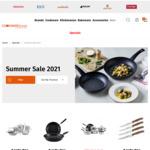 50% off Select Circulon Cookware (e.g. Circulon Momentum 11 Piece Cookware Set $299.95) @ Cookware Brands