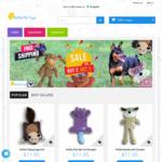 Buy 2 Pet Toys & Get 2 Free + Free Shipping @ PetPat