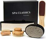 ECO BLVD Spa Classics for Men Bathroom Essentials Gift Pack $37.45 + Delivery ($0 with Prime/ $39 Spend) @ Ecoblvd via Amazon AU
