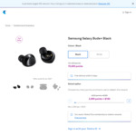 Samsung Galaxy Buds Plus 70,000 Points (Was 101,000) Delivered @ Telstra Plus Rewards