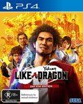 [PS4] Yakuza: Like A Dragon - Day Ichi Edition $41 Delivered @ Amazon AU