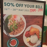 [NSW] 50% off Dine In Orders 11AM - 7PM @ Papparich (World Square, Sydney)