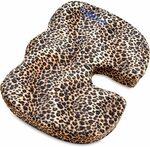 Leopard Print Seat Cushion $31.92 (20% off) + $9.95 Delivery @ ErgoWellness Amazon AU