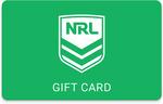 10% off NRL Gift Cards @ TCN