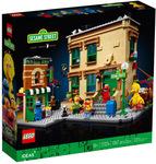 LEGO Ideas 123 Sesame Street Set (21324) $149.99 Delivered @ Myer