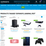 Sony Playstation 5 Digital (JP) $1,235, Xbox Series X $1,130, Razer Gaming Mouse & Keyboard + More @ Expansys