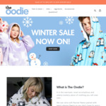 $109 off When You Order 3 Oodies + 20% ShopBack Cashback @ Oodie