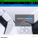 PS5 DualSense Controller, Charging Station & Pulse 3D Headset $319.85 Shipped ($259.85 after AmEx Cashback) @ Sony Australia