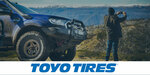 Buy 3 Get 1 Free Select Toyo Open Country A/TII 4WD Tyres @ Tyrepower